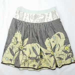 CAbi #917 Treasure A-Line Skirt